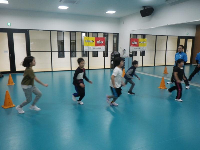 ヘキサスロン小学生運動教室